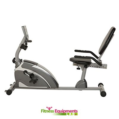 Exerpeutic 1000 High Capacity Magnetic Recumbent Bike
