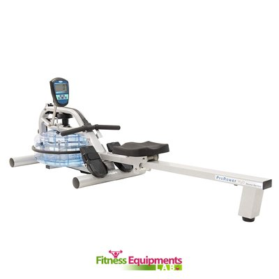 HCI Fitness Prorower RX-750 Indoor Water Rowing Machine