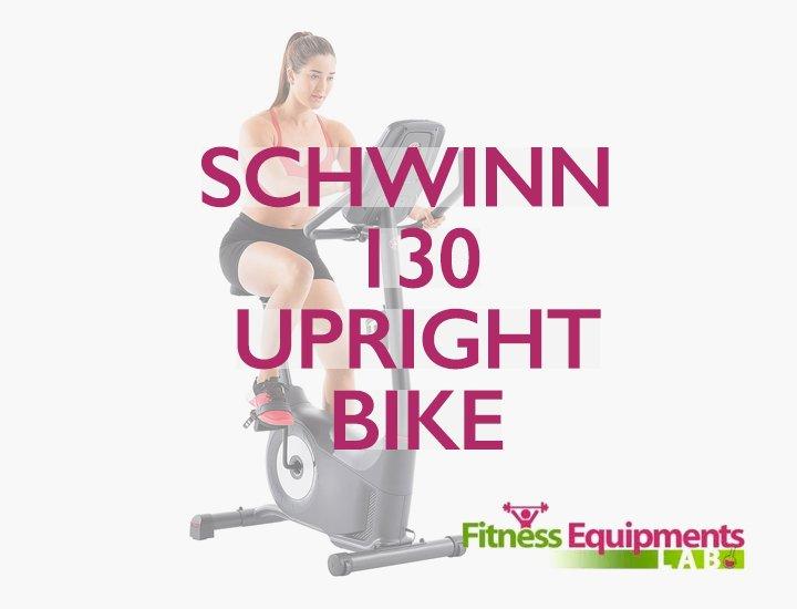 Schwinn 130 Recumbent Bike
