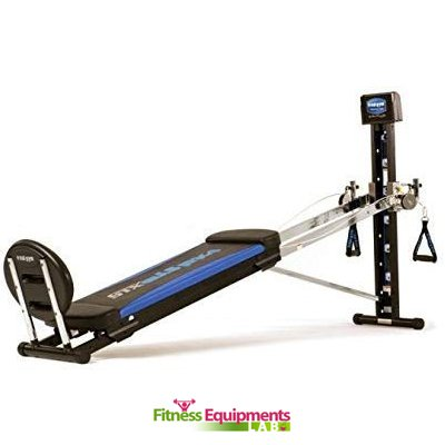 Total Gym XLS Universal Home Gym Total Body Workout