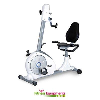 Velocity Exercise Dual Motion Recumbent Bike