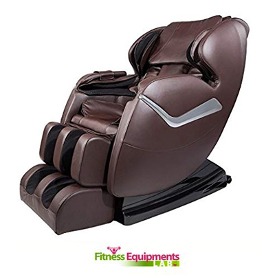 Real Relax Full Body Zero Gravity Shiatsu Massage Chair Recliner